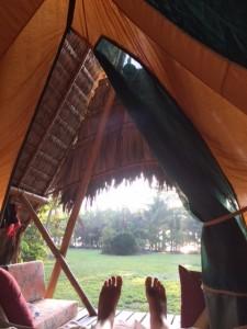 feet.tent