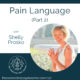Pain Language Part 2: The Connected Yoga Teacher